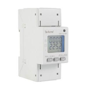 Digital single phase energy meter