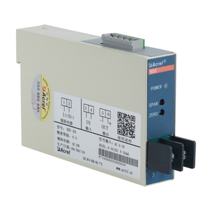 Single phase AC voltage transducer
